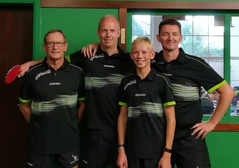 TTC Oostduinkerke A ploeg 20192020