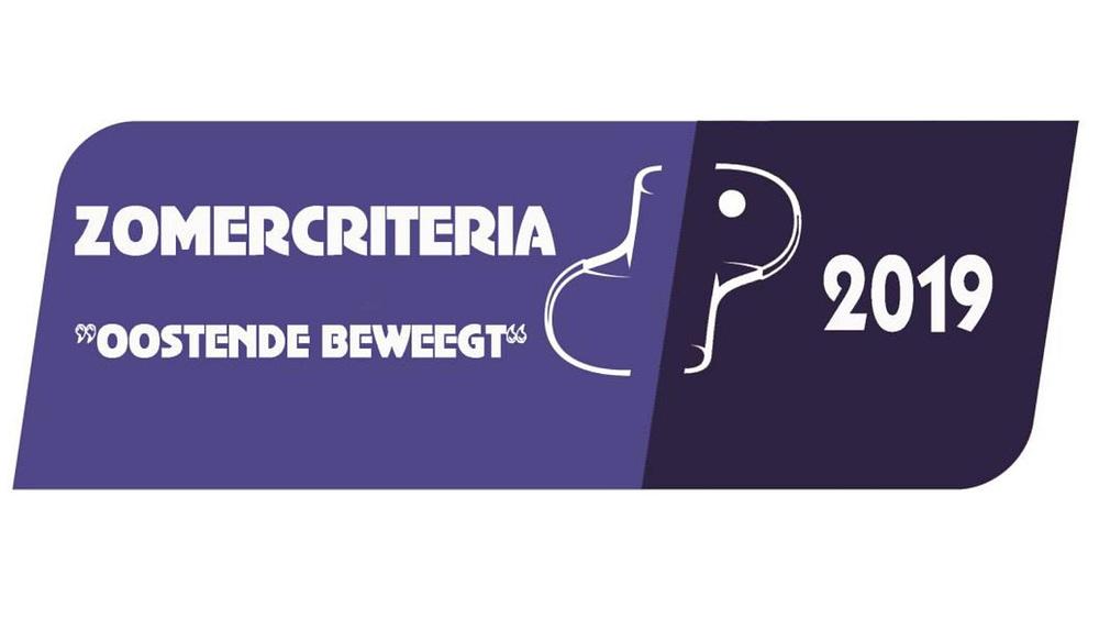 TTC Oostduinkerke Zomercriterium Oostende Beweegt Logo 2019