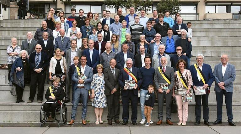 TTC Oostduinkerke 50 jaar Gemeente Koksijde 20182019