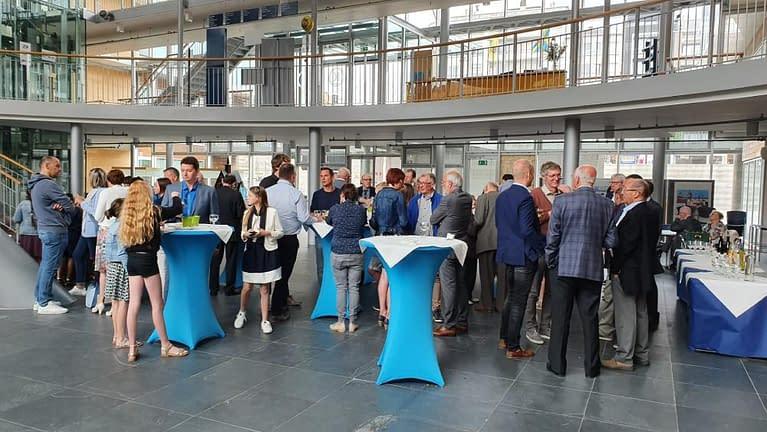 TTC Oostduinkerke 50 jaar Gemeente Koksijde Receptie 20182019