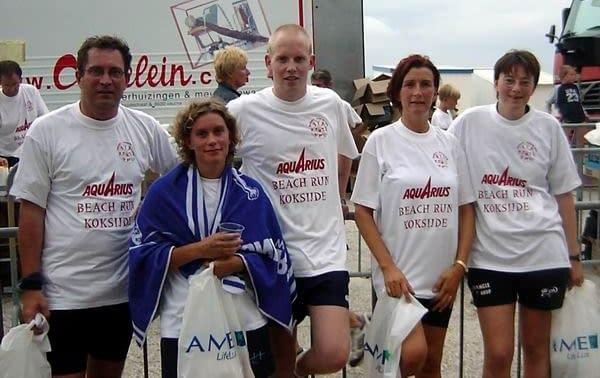 TTC Oostduinkerke Beachrun 2003
