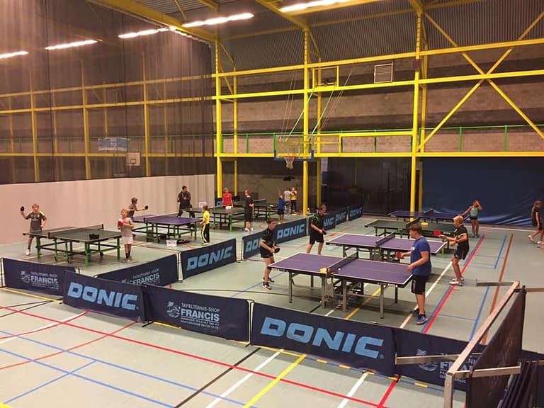 TTC Oostduinkerke jeugdtraining 1 20192020